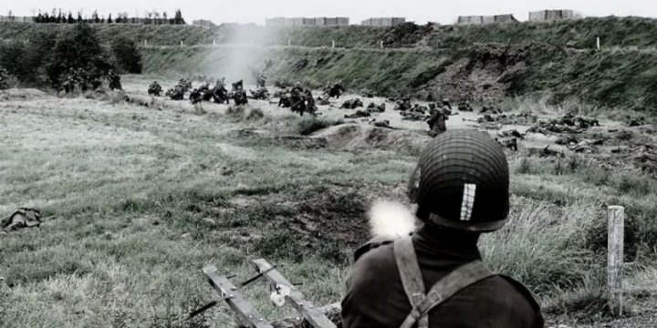 Band of Brothers – Easy Company – Crossroads Battle Walkthrough