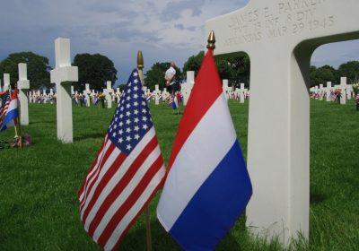 Memorial Day 2018 – Margraten American Cemetery