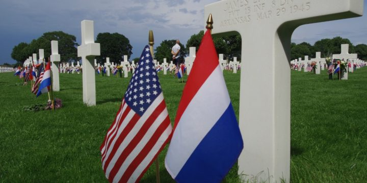 Memorial Day 2018 – Margraten American Cemetery