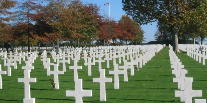 A Tour of Margraten American Cemetery