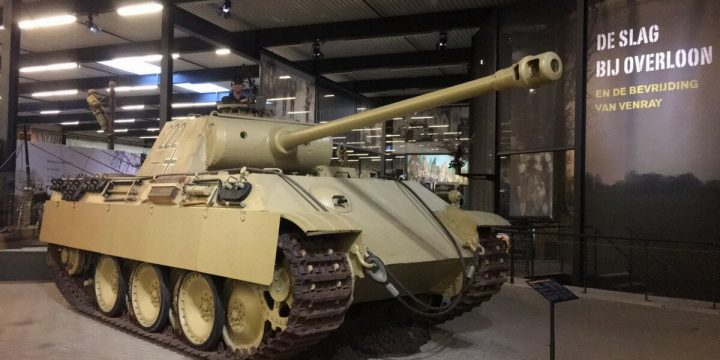 The Best War Museum In The Netherlands: Overloon