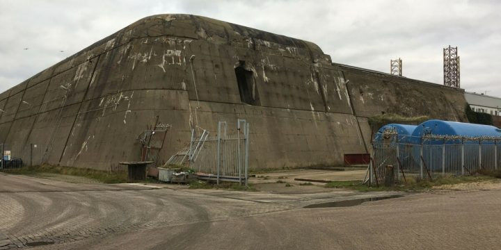 The Mammoth E-Boat Bunker That No Allied Bombs Could Destroy