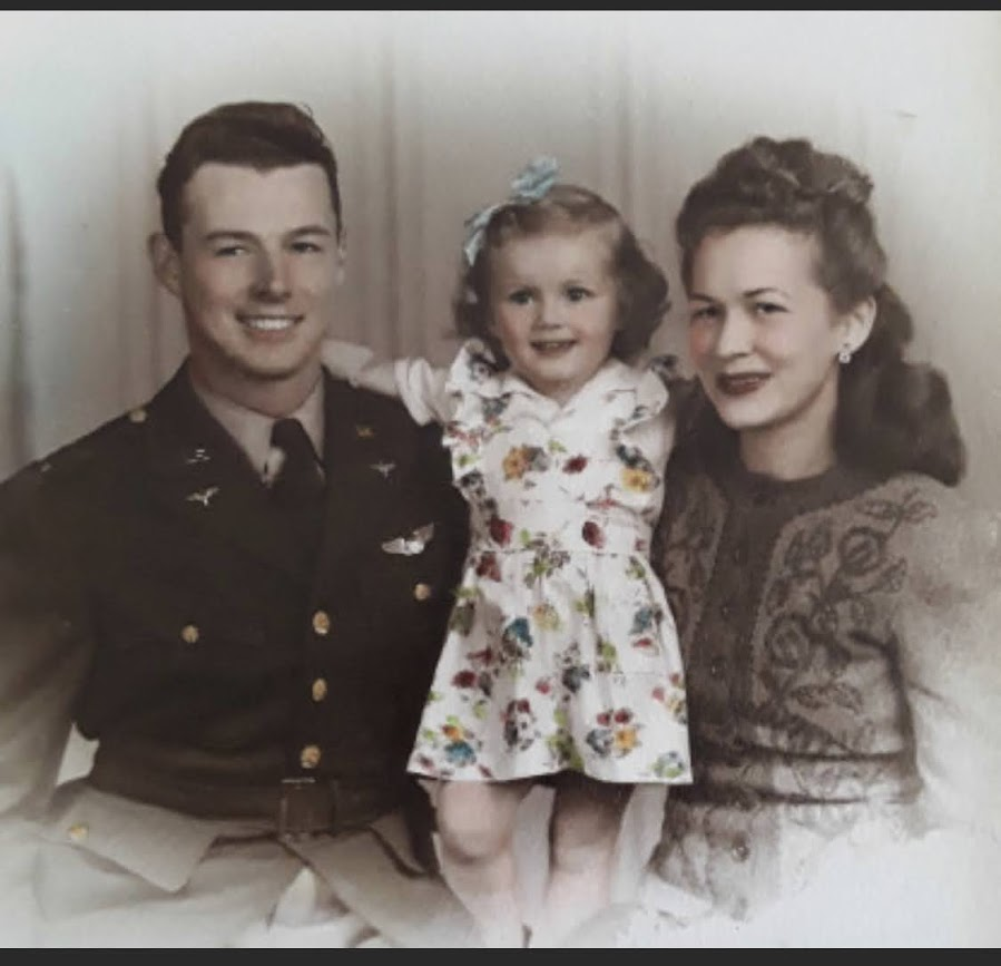 A chance encounter, meeting the daughter a MIA C-47 pilot